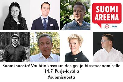Suomi suosta
